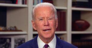 Joe Biden Slips